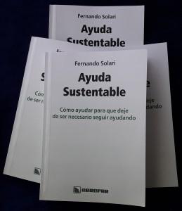 Ayuda Sustentable en papel